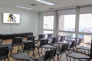 Lions Coworking - Unidade 2